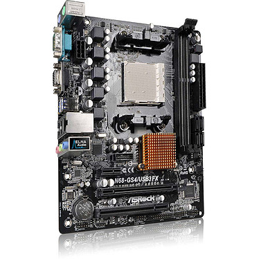 Acheter ASRock N68-GS4/USB3 FX R2.0