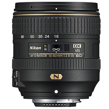 Nikon D500 + AF-S DX NIKKOR 16-80 mm pas cher