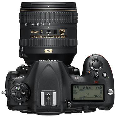 Avis Nikon D500 + AF-S DX NIKKOR 16-80 mm