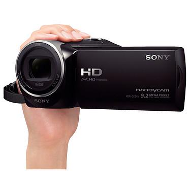 Sony HDR-CX240E Noir pas cher