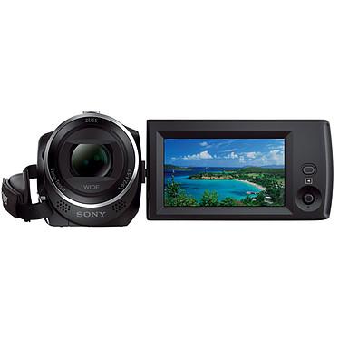 Avis Sony HDR-CX240E Noir