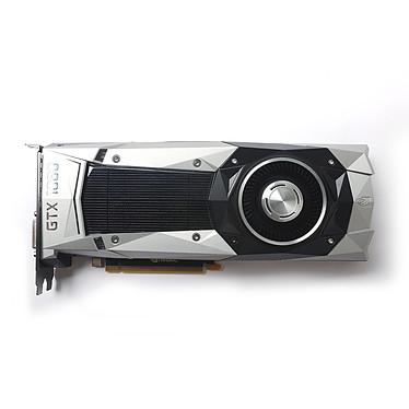 Avis ZOTAC GeForce GTX 1080 Founders Edition