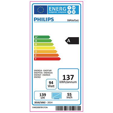 Acheter Philips 55PUS7101 + Philips Fidelio E6
