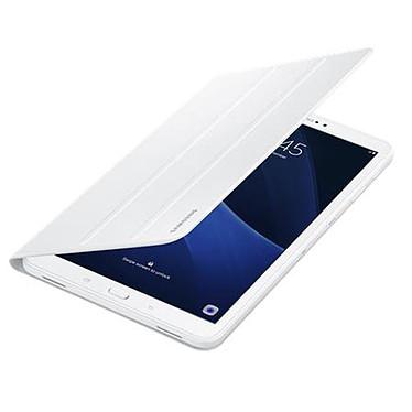 """Samsung Book Cover Blanc Galaxy Tab A 2016 10.1"""" pas cher"""