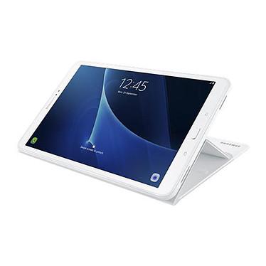 "Avis Samsung Book Cover Blanc Galaxy Tab A 2016 10.1"""
