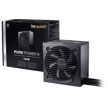 Avis be quiet! Pure Power 9 700W 80PLUS Silver