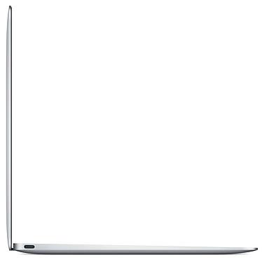 "Apple MacBook (2016) 12"" Argent (MLHA2FN/A) pas cher"