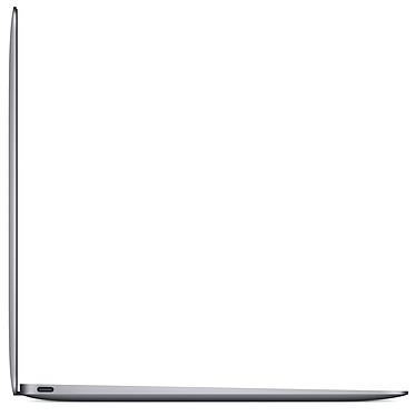 "Avis Apple MacBook (2016) 12"" Gris sidéral (MLH72FN/A)"