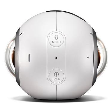 Avis Samsung Gear 360° Blanc