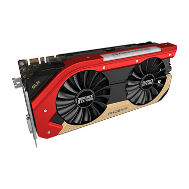 Avis Gainward GeForce GTX 1080 Phoenix GLH