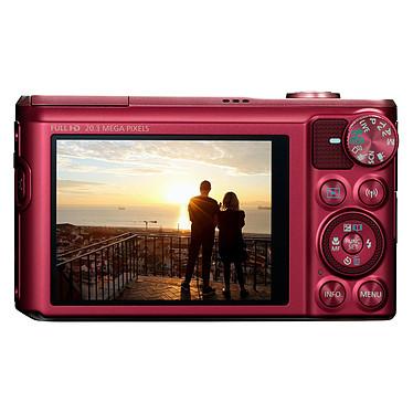 Canon PowerShot SX720 HS Rouge + DCC-1570 pas cher