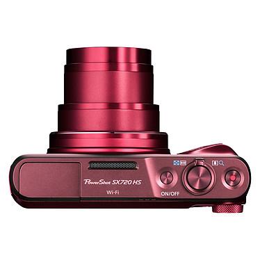 Avis Canon PowerShot SX720 HS Rouge + DCC-1570