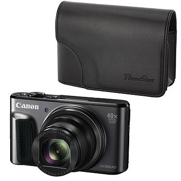 Canon PowerShot SX720 HS Noir + DCC-1570