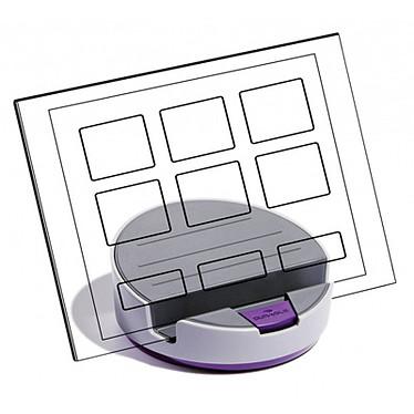 Avis DURABLE Varicolor support de tablette Violet