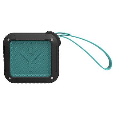 Ryght Airbox-S Turquoise Enceinte portable sans fil Bluetooth résistante aux gouttes avec micro intégré