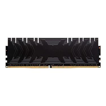Opiniones sobre HyperX Predator Negro 8GB DDR4 3600 MHz CL19