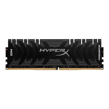 Avis HyperX Predator Noir 8 Go (2x 4 Go) DDR4 3000 MHz CL15