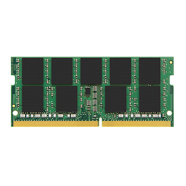 Kingston SO-DIMM 16 Go DDR4 2133 MHz CL15 DR X8 RAM SO-DIMM DDR4 PC4-17000 - KCP421SD8/16 (garantie à vie par Kingston)