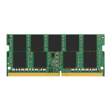 Kingston ValueRAM SO-DIMM 8 Go DDR4 2400 MHz CL17 SR X8