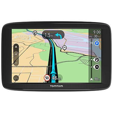 "TomTom START 62 GPS 45 países en Europa pantalla de 6"" y mapeo de vida"