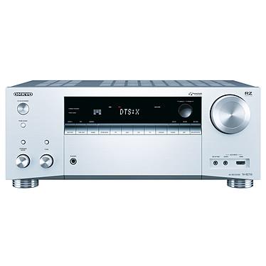 Onkyo TX-RZ710 Argent Ampli-tuner Home Cinéma 7.2 - THX - Bluetooth - Dolby Atmos - DTS X - HDCP 2.2 - Wi-Fi - Hi-Res Audio - 8 entrées HDMI