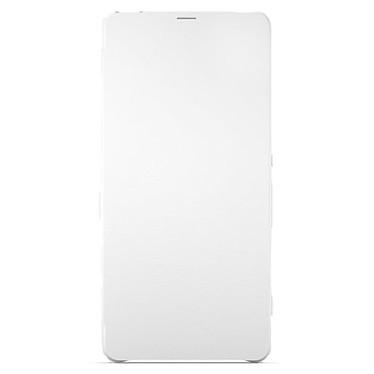 Sony Style Cover Flip SCR54 Blanc Sony Xperia XA