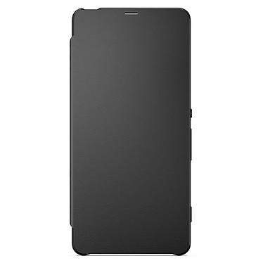 Sony Style Cover Flip SCR54 negro Sony Xperia XA