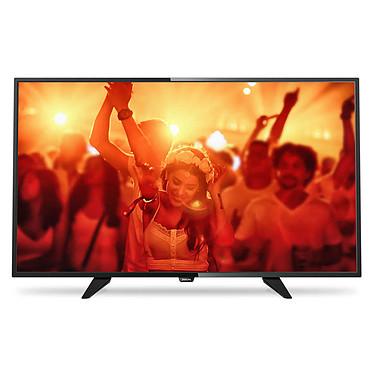 "Philips 32PFH4101 Téléviseur LED Full HD 32"" (81 cm) 16/9 - 1920 x 1080 - TNT et Câble HD - HDMI - HDTV 1080p - 200 Hz"