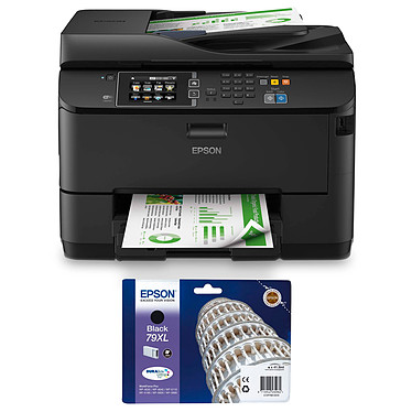 Epson WorkForce Pro WF-4630DWF + Epson T7901 79XL (Noir)
