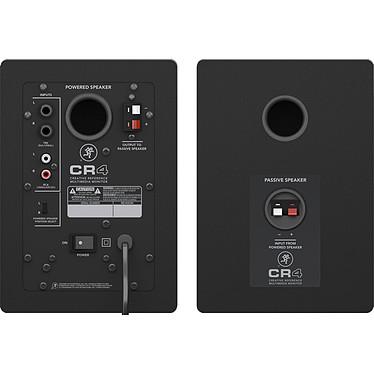 Acheter Audio-Technica AT-LP1240USB + Mackie CR4