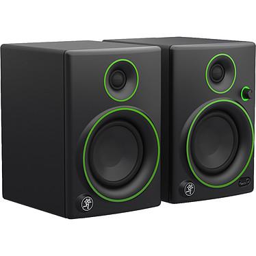 Avis Audio-Technica AT-LP1240USB + Mackie CR4
