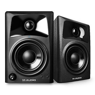 Avis Audio-Technica AT-LP60BT Blanc + M-Audio AV 42