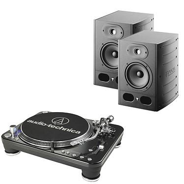 Audio-Technica AT-LP1240USB + Focal Alpha 50