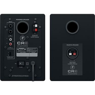 Acheter Audio-Technica AT-LP120USBHC + Mackie CR3