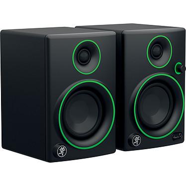 Avis Audio-Technica AT-LP120USBHC + Mackie CR3