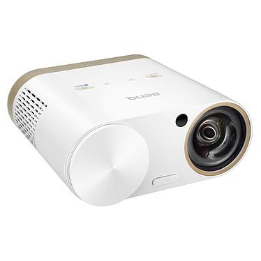 BenQ i500 Vidéoprojecteur multimédia portable DLP WXGA 3D Ready 1280 x 800 Wi-Fi/Bluetooth/HDMI 500 Lumens - Focale courte