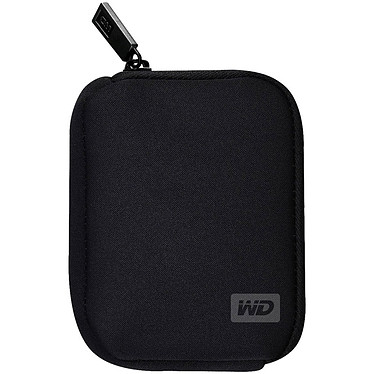 WD My Passport Carrying Case Noir Housse de protection pour disque dur My Passport