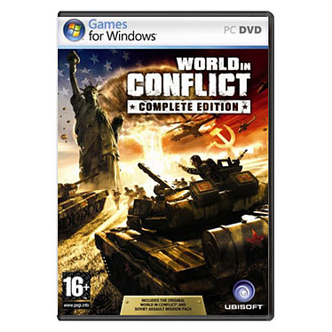 World in Conflict : Complete Edition - OEM (PC)
