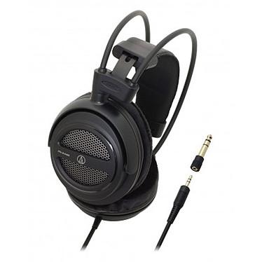 Audio-Technica ATH-AVA400 Noir Casque circum-auriculaire ouvert
