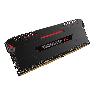 Avis Corsair Vengeance LED Series 32 Go (2x 16 Go) DDR4 3200 MHz CL16