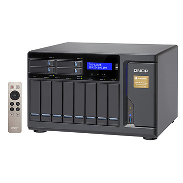 Opiniones sobre QNAP TVS-1282T-i5-16G