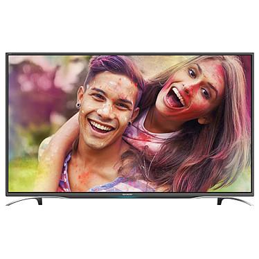 "Sharp LC-40CFE6352E Téléviseur LED Full HD 40"" (102 cm) - 1920 x 1080 pixels - TNT, Câble et Satellite HD - HDTV 1080p - Wi-Fi - DLNA - 400 Hz"