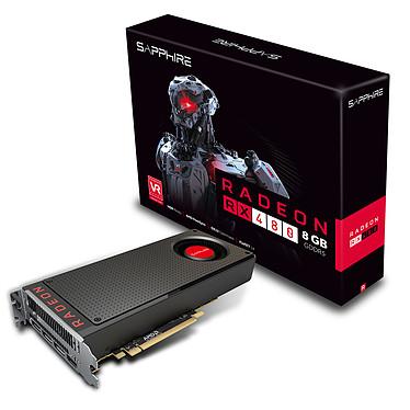 Sapphire Radeon RX 480 8GD5 8 Go HDMI/Tri-DisplayPort - PCI Express (AMD Radeon RX 480)