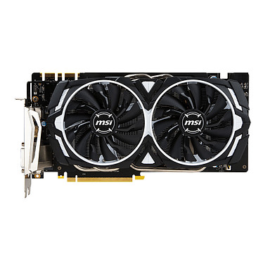 Carte graphique MSI GeForce GTX 1070 ARMOR 8G OC