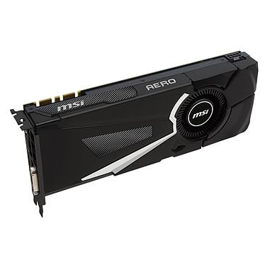 Acheter MSI GeForce GTX 1070 AERO 8G OC