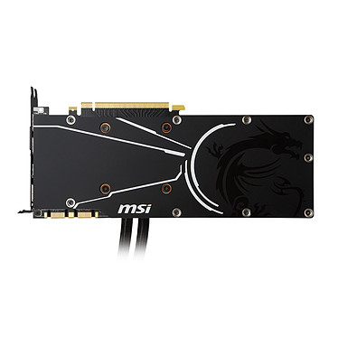 Acheter MSI GeForce GTX 1070 SEA HAWK X