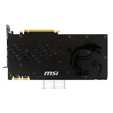 Acheter MSI GeForce GTX 1070 SEA HAWK EK X