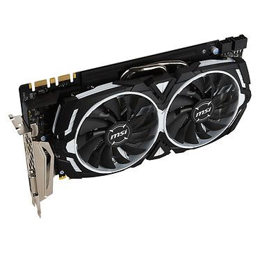 Acheter MSI GeForce GTX 1080 ARMOR 8G OC