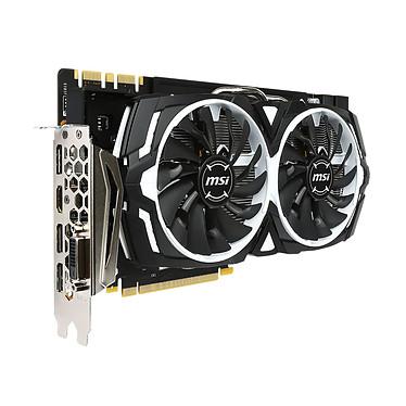 Avis MSI GeForce GTX 1080 ARMOR 8G OC