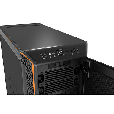be quiet! Dark Base 900 (Orange) pas cher